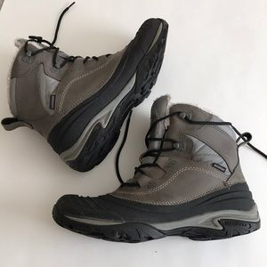 Merrell Waterproof insulated lace up hiking boots